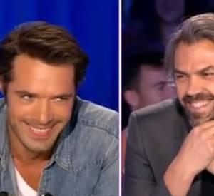 """Nicolas Bedos fait ses adieux à Aymeric Caron dans """"On n'est pas couché"""""""