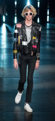 Saint Laurent - Printemps-Été 2016 - Prêt-à-porter Homme - Paris