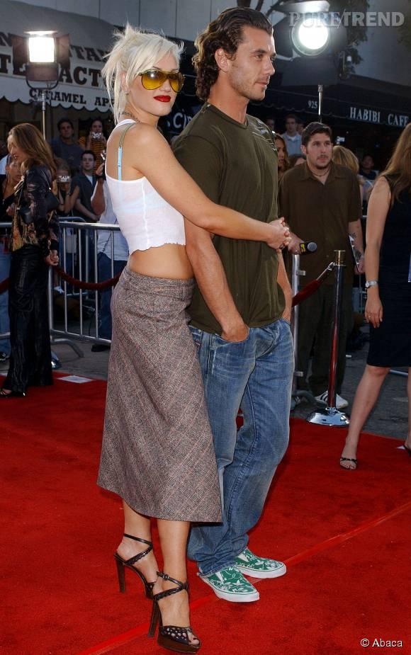 Gwen Stefani et Gavin Rossdale s'étaient rencontrés en 1995.