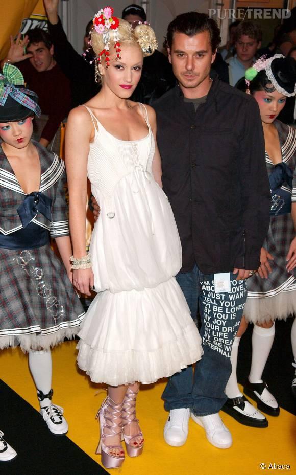 Gwen Stefani et Gavin Rossdale se sont mariés en 2002.