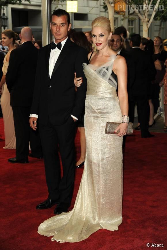 Gwen Stefani 45 ans et Gavin Rossdale 49 ans divorcent.
