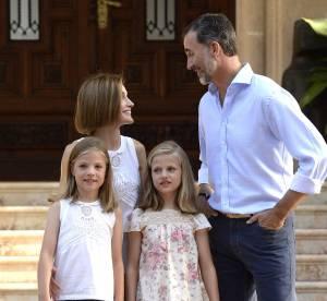 Letizia d'Espagne : vacances heureuses pour la reine avec ses jolies princesses