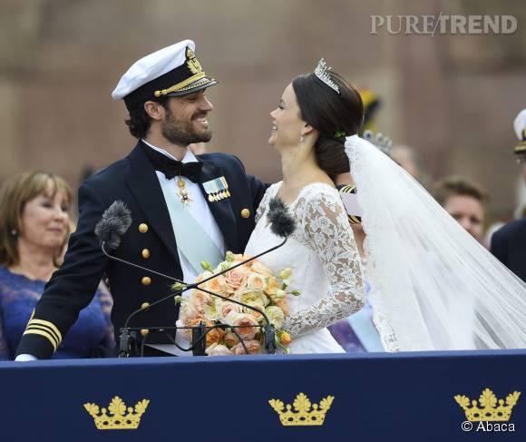 Mais le beau prince est désormais marié...