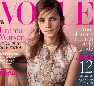 Emma Watson, naturelle pour Vogue UK : elle réaffirme son féminisme