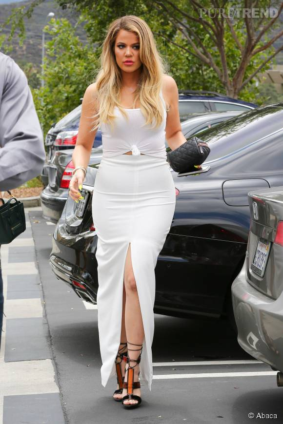Amincie, Khloe Kardashian est aujourd'hui en harmonie avec son corps.