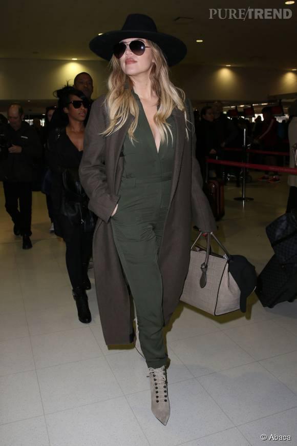 Khloe Kardashian est devenue accro au sport.