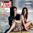 Laurent Ournac parle de sa perte de poids dans le dernier numéro de  Paris Match,  de la semaine du 6 août 2015