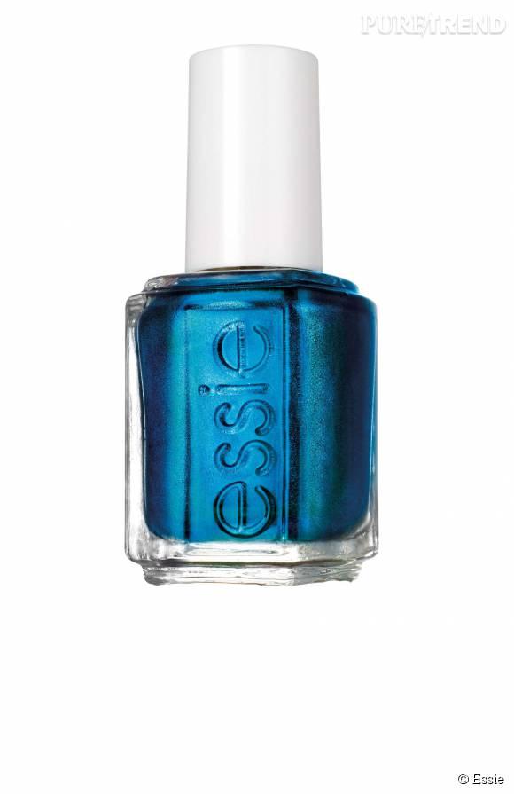 Bell-Bottom Blues, un bleu nuit intense.