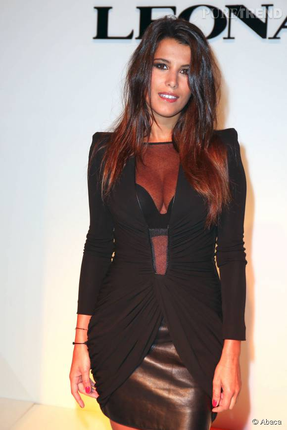 Karine Ferri, l'animatrice la plus sexy du PAF.
