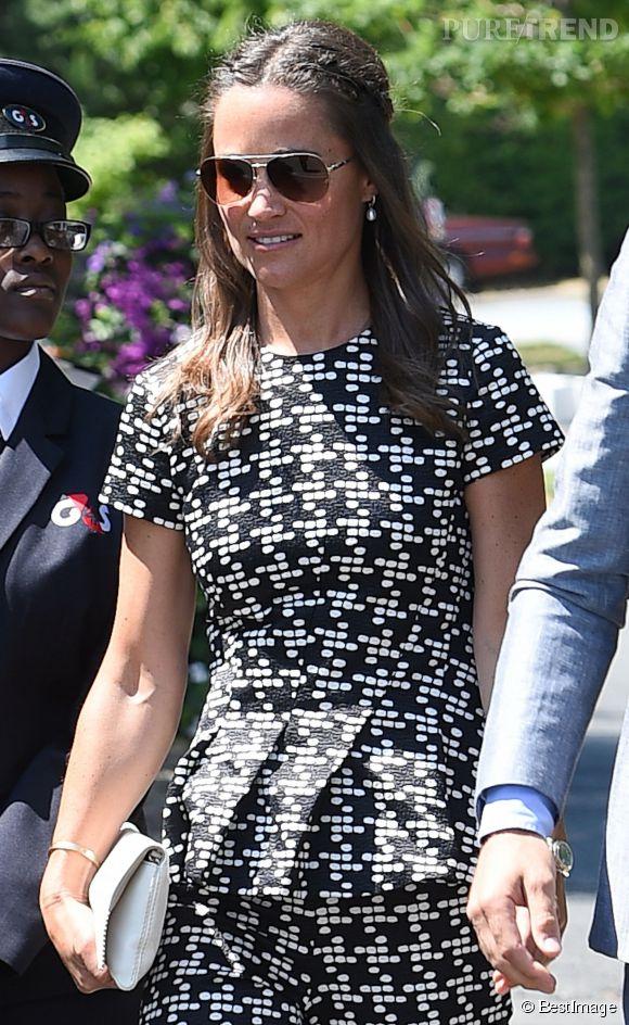 Kate Middleton est très proches de Pippa avec qui elle n'a que vingt mois d'écart, c'est pour cela qu'elle veut des enfants rapprochés.