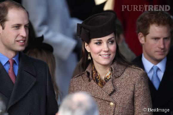 William a lui aussi toujours été proche de son frère Harry. Il privilégie sa famille au quotidien plutôt que ses occupations de duc.