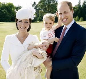 Prince William : fou d'amour pour la princesse Charlotte et le prince George