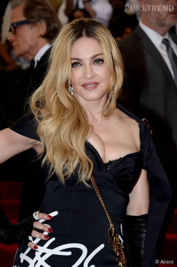 Madonna a embauché une nouvelle assistante.
