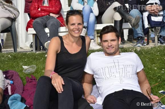 Laure Manaudou et Florent Manaudou : un duo de champions.