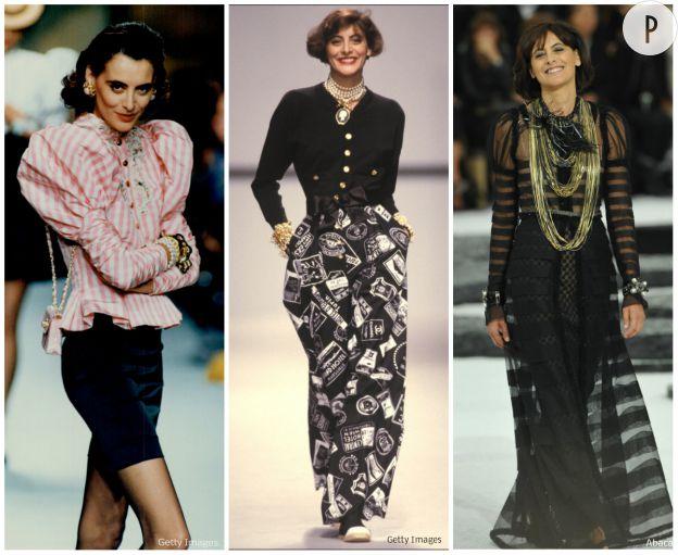 Inès de la Fressange, l'autre Madame Chanel.