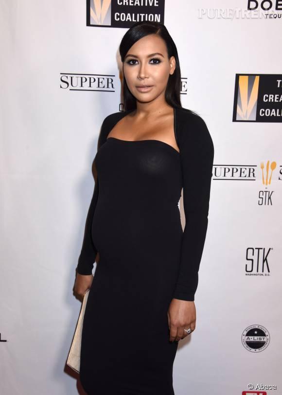 Comparée à Kim Kardashian, Naya Rivera se défend.