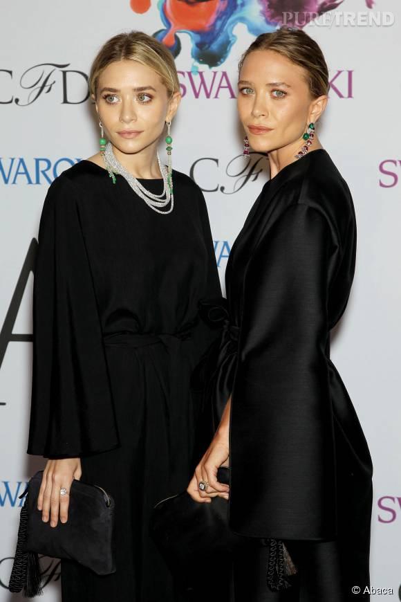 Depuis 2006, Mary-Kate et Ashley Olsen possèdent une marque de vêtements, The Row.