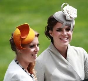 """La princesse et sa soeur ont longtemps été comparée à Javotte et Anastasie, les deux horribles soeurs de """"Cendrillon""""."""