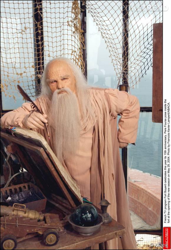 Fort Boyard : le Père Fouras est un personnage essentiel de l'émission.