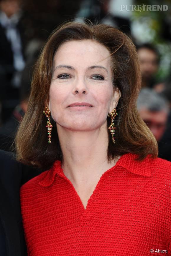 Carole Bouquet préfère vieillir naturellement que de passer par la case chirurgie esthétique.