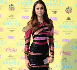 Nina Dobrev en Zuhair Murad aux Teen Choice Awards 2015