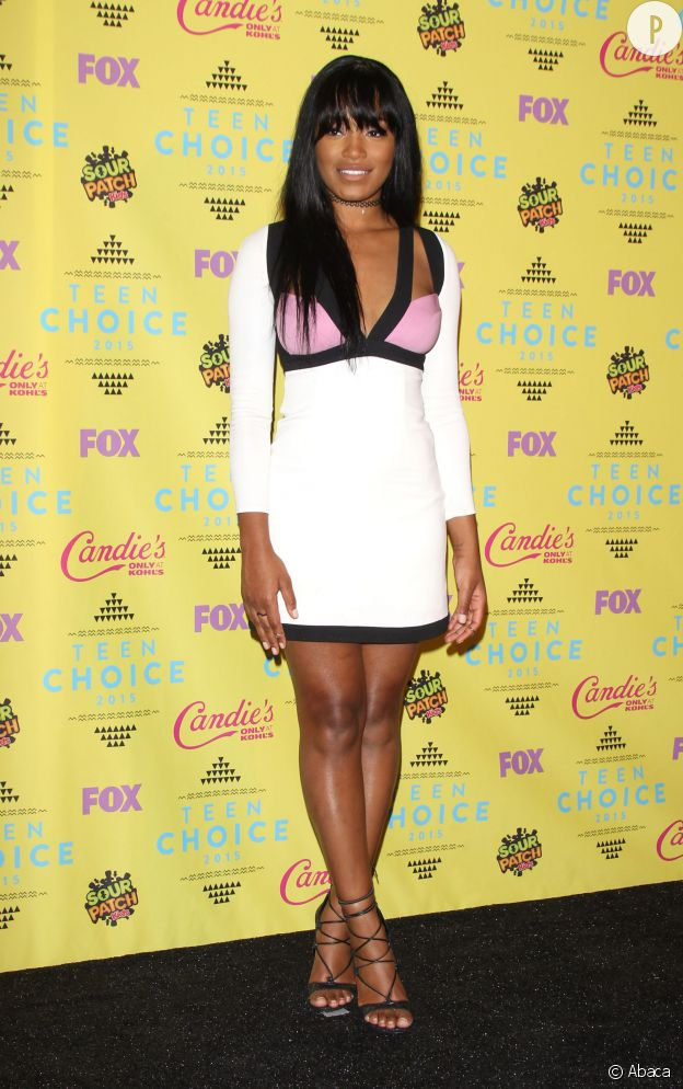 Keke Palmer en Giulietta aux Teen Choice Awards 2015