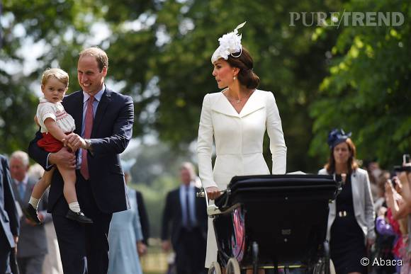 En novembre prochain, Kate Middleton, le prince William, George et Charlotte s'envoleront pour l'île Moustique.