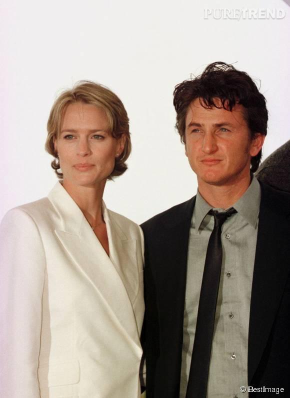 Sean Penn et Robin Wright se rencontrent en 1990. Leur histoire d'amour durera vingt ans.