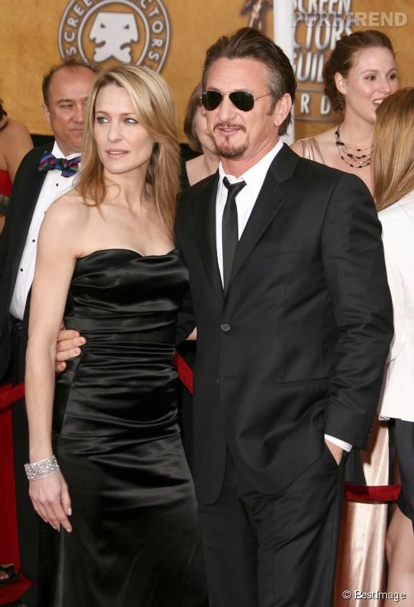 Sean Penn et Robin Wright sont les parents de deux enfants : Dylan et Hopper.