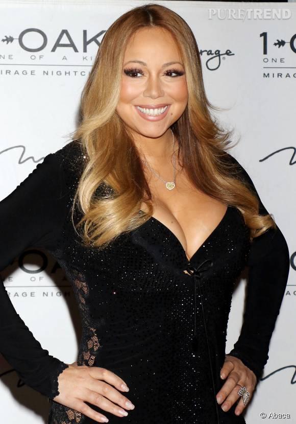 Mariah Carey, la diva s'offre des vacances à Malibu.