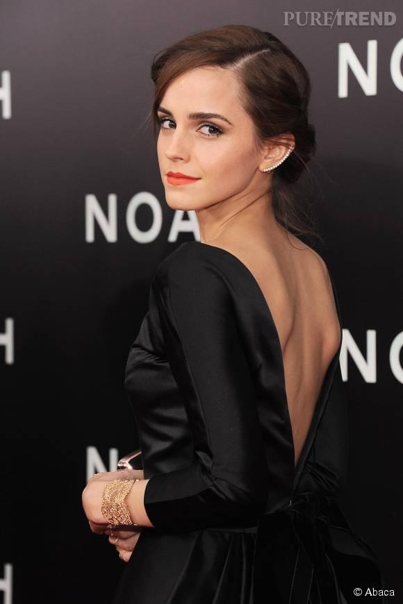 """En mars 2017, Emma Watson interprétera le personnage de Belle dans la comédie musicale """"La Belle et la Bête""""."""
