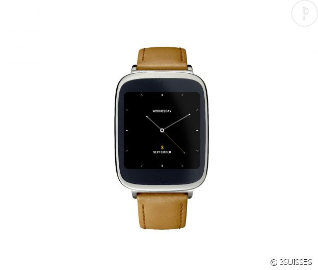 Montre connectée ASUS Zenwatch, 199,01 euros.