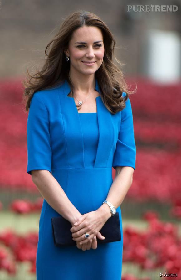 Kate Middleton n'est plus la personnalité royale la mieux habillée.