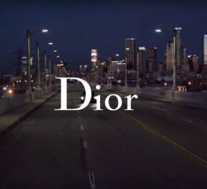 Le teaser de la campagne Dior Sauvage avec Johnny Depp.