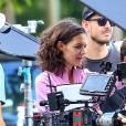 """Katie Holmes enfile également la casquette de réalisatrice pour le film """"All We Had""""."""