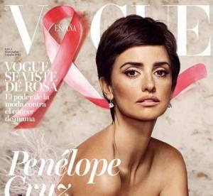 Penélope Cruz : elle adopte les cheveux courts pour Vogue Espagne
