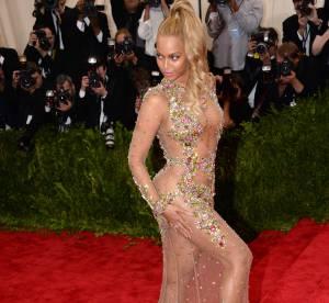 Beyoncé : incendiaire en maillot python, Blue Ivy la copie
