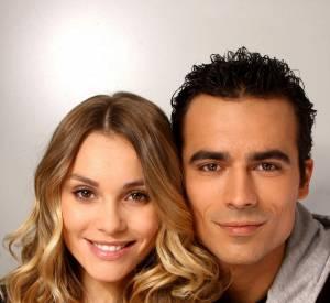 Joy Esther et son ex-mari, Damien Sargue