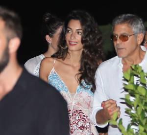 Amal et George Clooney : sexy et complices en vacances à Ibiza