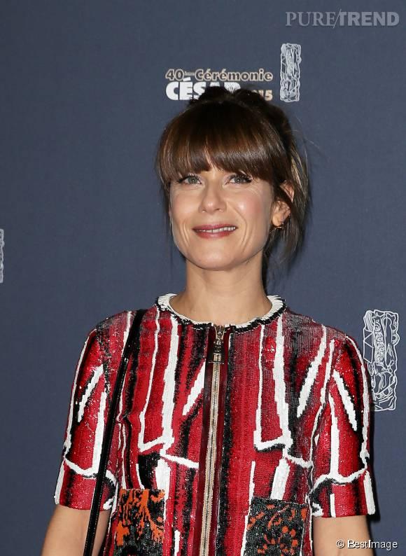 Marina Foïs, une actrice indépendante et attachante qui a su marquer de nombreux hommes au fil de sa carrière...
