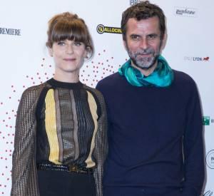 Marina Foïs et son compagnon Eric Lartigau