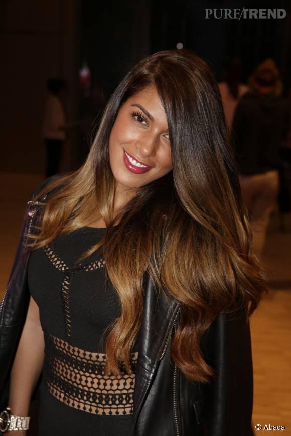 Ayem Nour, un nouveau selfie sexy pour se faire remarquer sur Instagram.