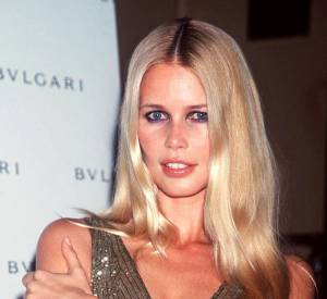 Claudia Schiffer compte parmi les top models stars des années 90.