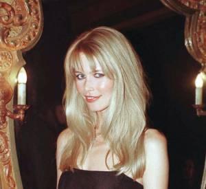 Claudia Schiffer au sommet de sa gloire, en 1997.