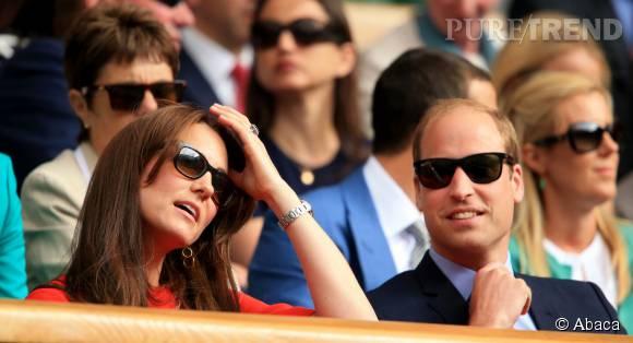 Ils se sont aussi promis de porter des lunettes de soleil assorties.