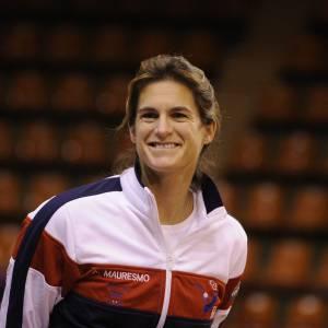 L'ancienne tenniswoman a appelé son fils Aaron.