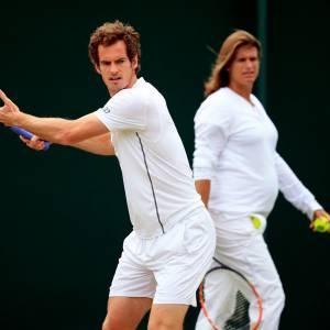 Andy Murray a été l'un des premiers à être informé de la naissance du petit garçon.