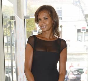 Karine Le Marchand : bombe en petite robe noire, elle dévoile sa nouvelle coupe