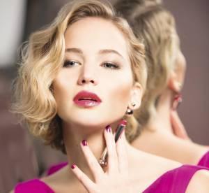Jennifer Lawrence : femme fatale pour Dior Addict