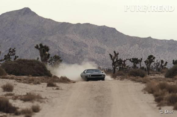 Johnny Depp fuit la ville pour la nature sauvage de Californie.